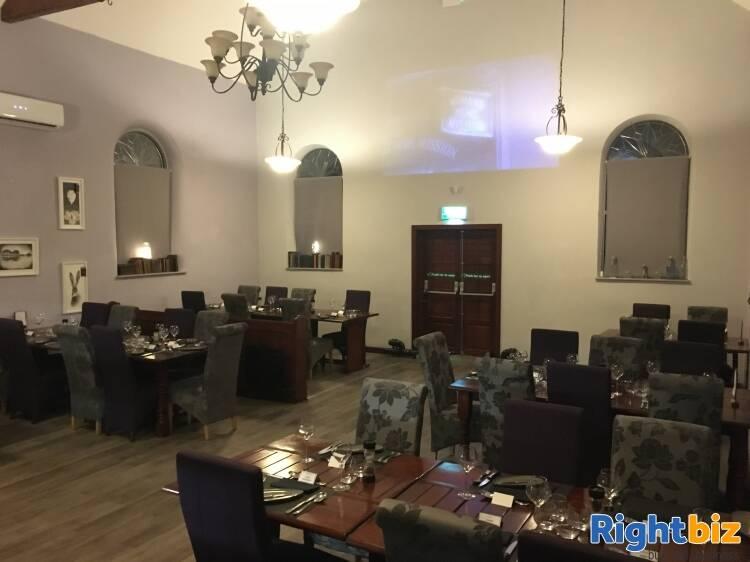 Licensed Restaurant in Renovated Former Church in Telford - Image 6
