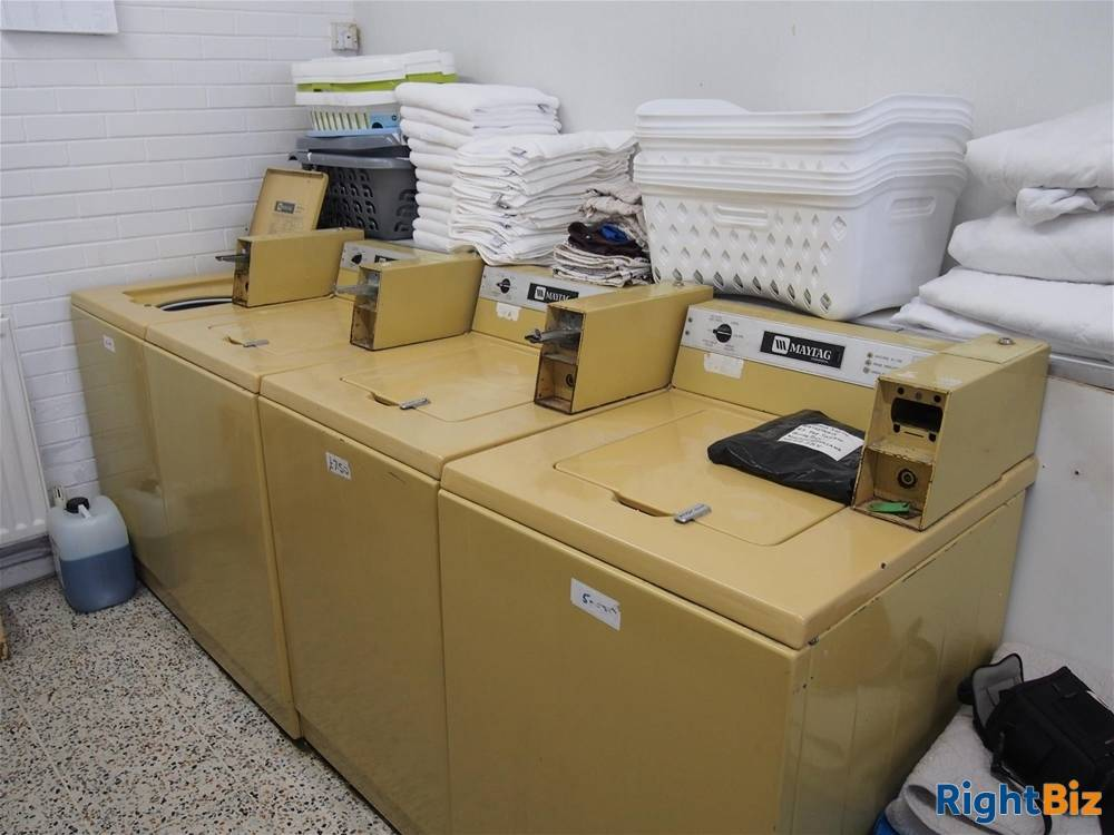 Launderette & Dry Cleaners For Sale in Choppington - Image 7