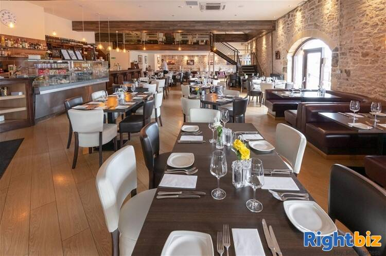 STUNNING TOWN CENTRE LICENSED ITALIAN RESTAURANT IN THE CENTRAL LOWLANDS OF SCOTLAND - Image 7