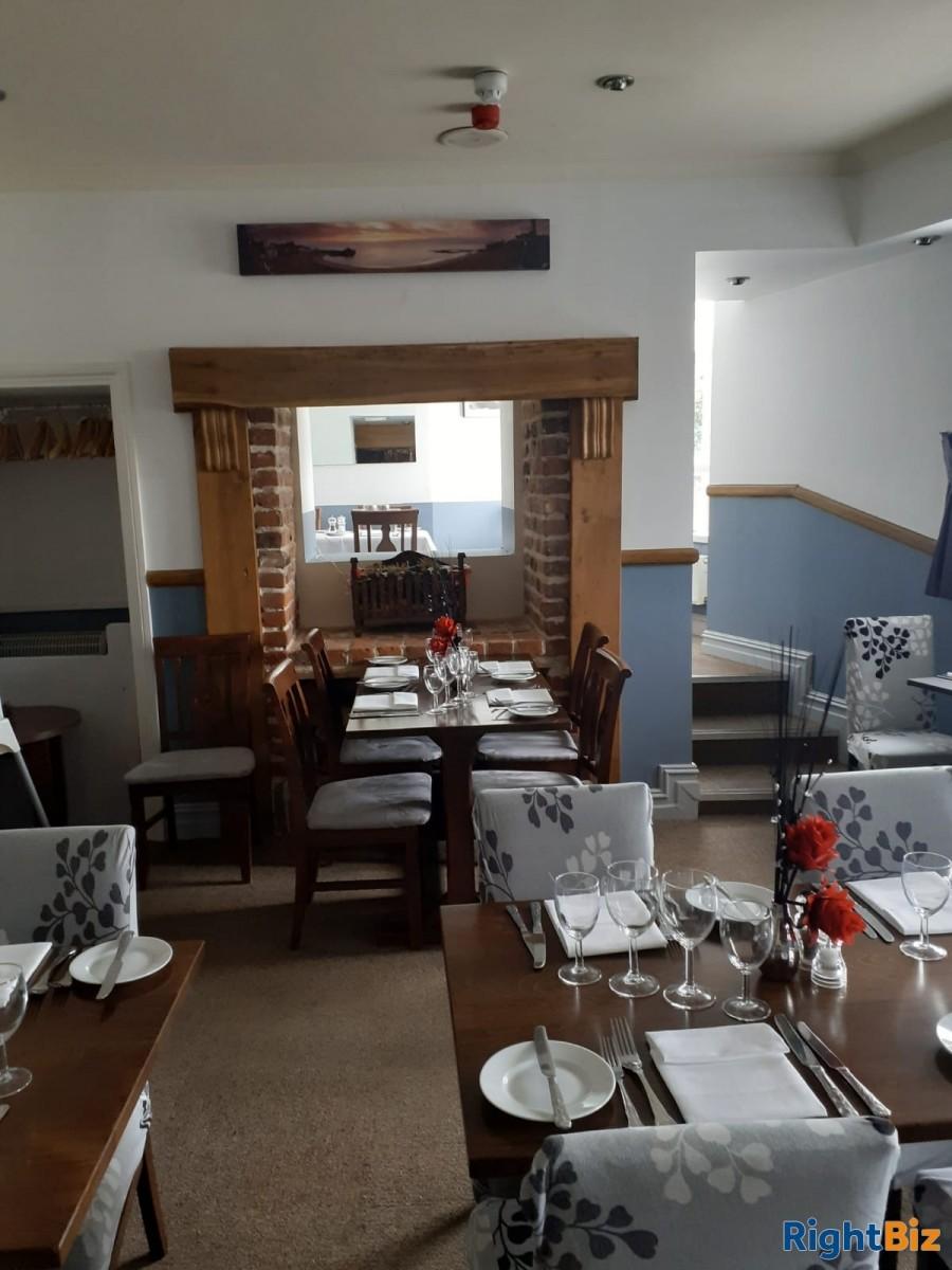 RELAXED – FINE DINING – BRITISH/EUROPEAN RESTAURANT - Image 7