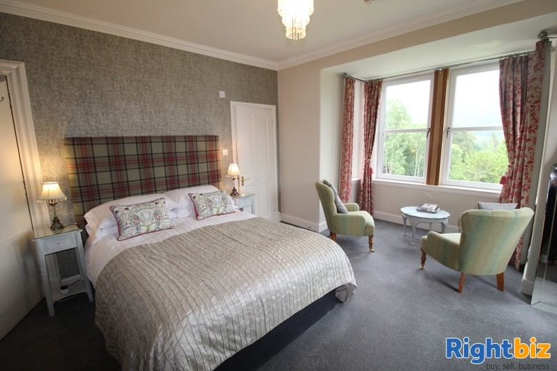 Exceptional 6-Bedroom Guest House with Stunning Views in Pitlochry - Image 7