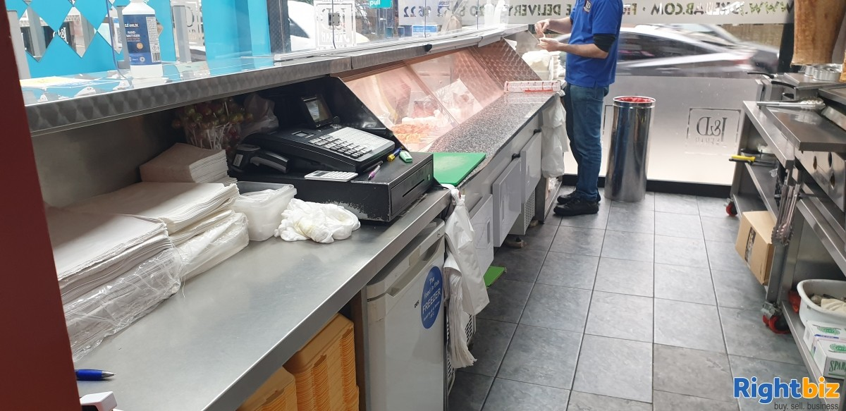 Kebab takeaway for sale to rent in London - Image 7