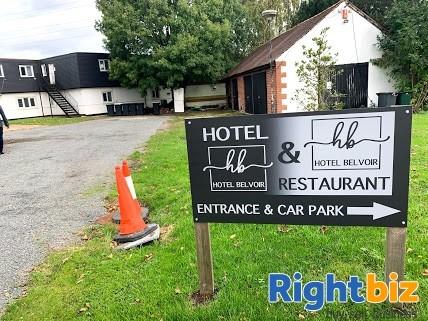 Freehold 34 bedroom hotel and restaurant bar - 5-acre plot Nottinghamshire - Image 7