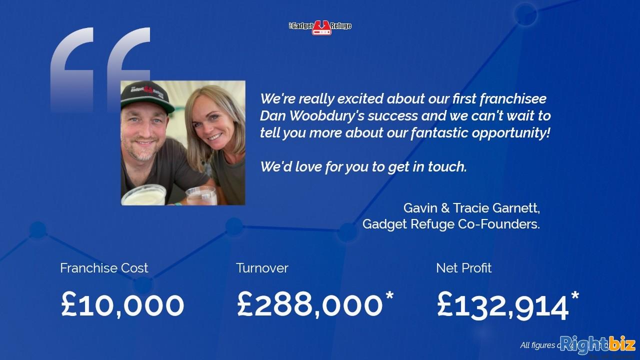 Gadget Refuge - Gadget Repair & Refurbish Franchise in Glasgow 100% Government Funding - Image 7