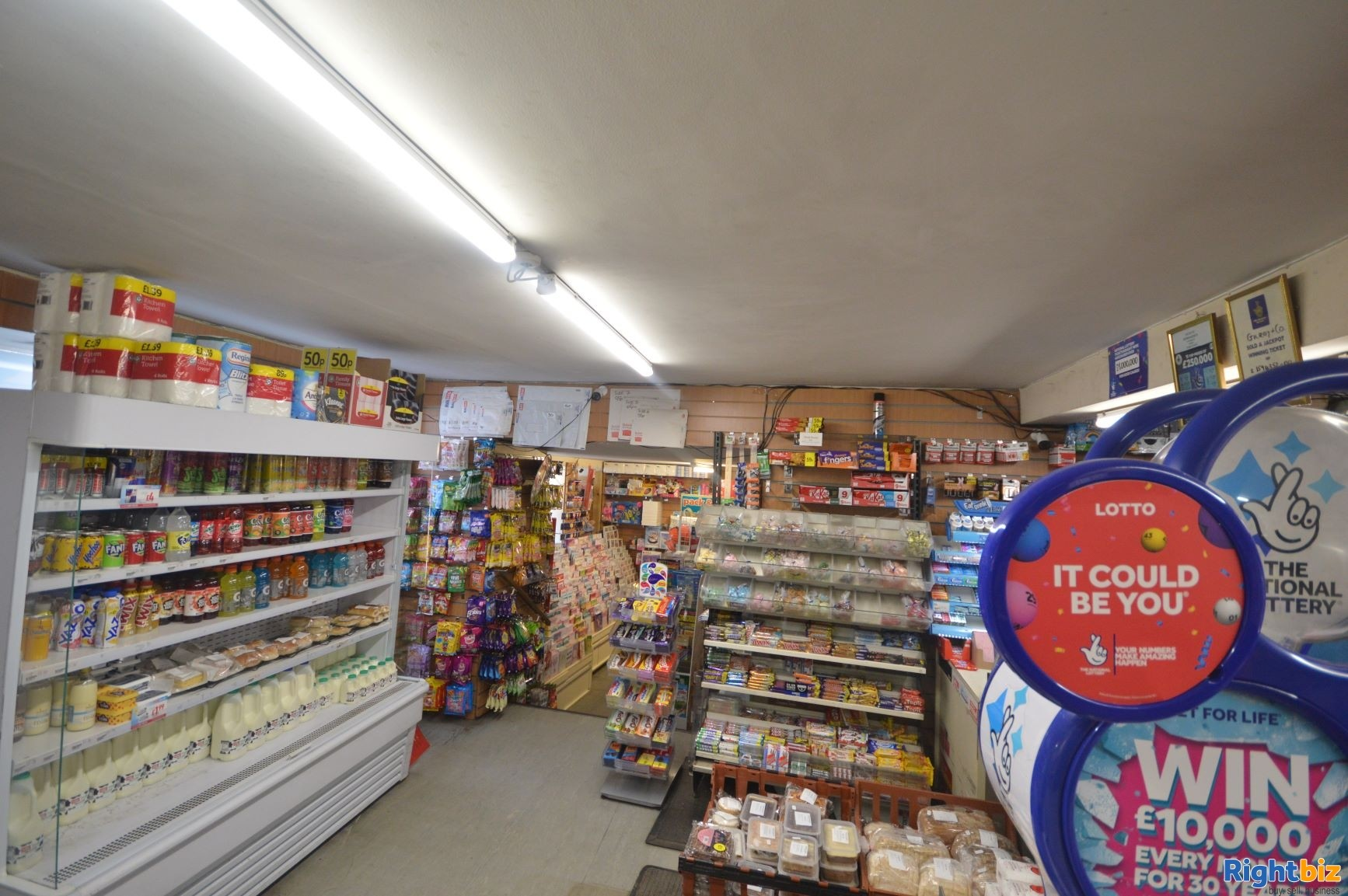 Busy traditional Newsagency business located in popular Scottish Borders town (ref 1367) - Image 7