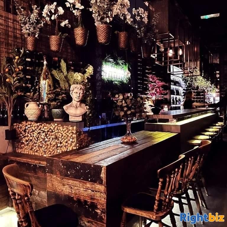 Unique wine bar restaurant for Sale Mornington Crescent, walking distance King Cross/ Camden station - Image 7