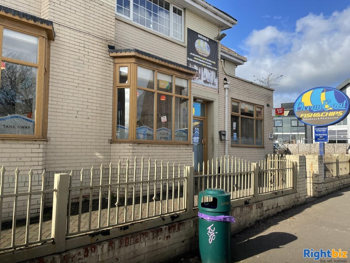 Well Established Fish & Chip Shop for Sale - Image 7