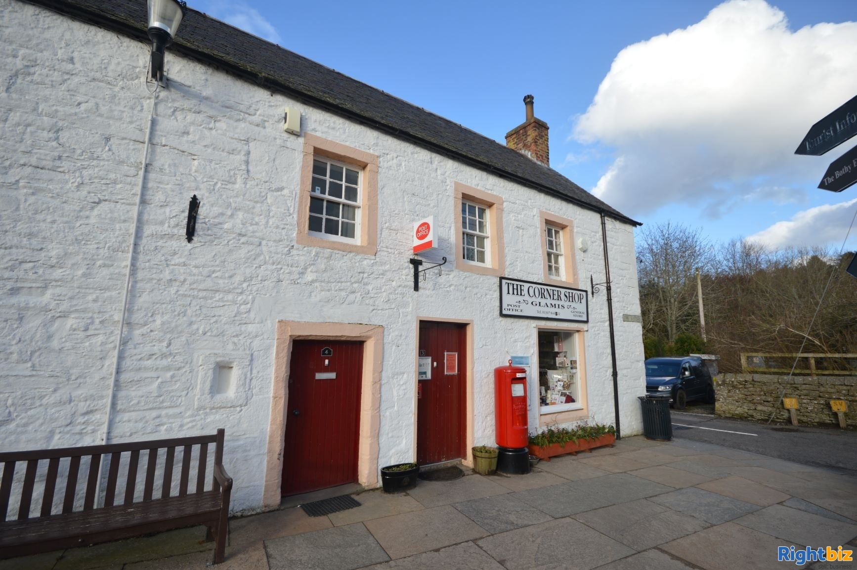 Post Office, Village Store and Tearoom located in the stunning East of Scotland village of Glamis (r - Image 7