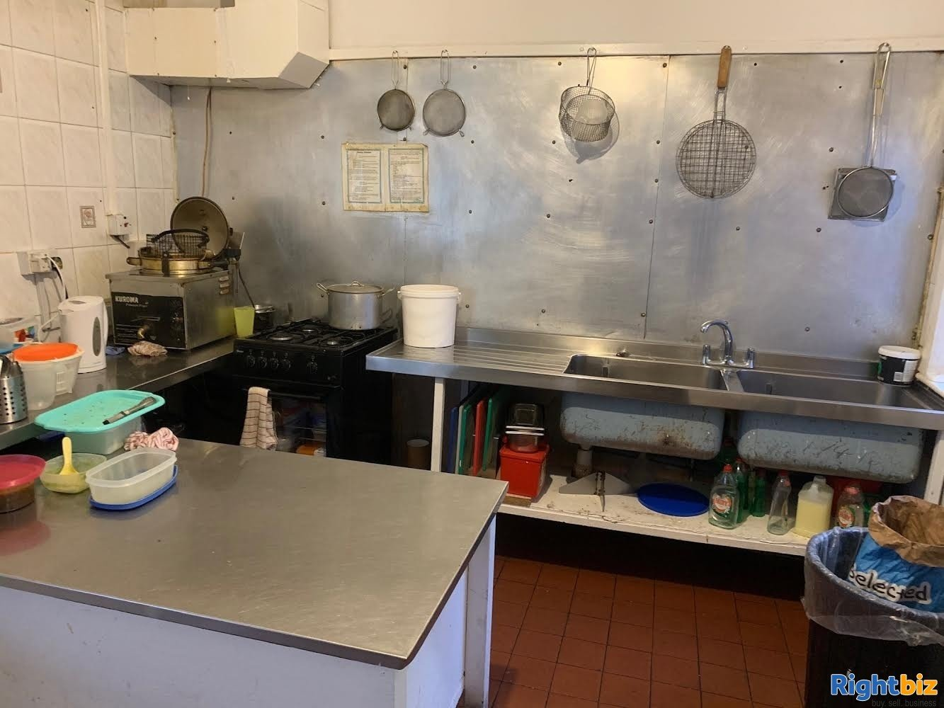 Leasehold Fish & Chips Shop in Bearwood - Image 7