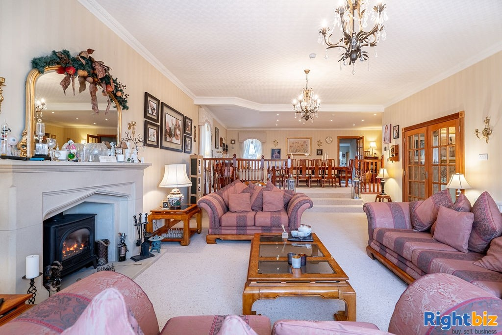 Stunning B&B in rural but very accessible location in the heart of East Lothian (ref 1371) - Image 7