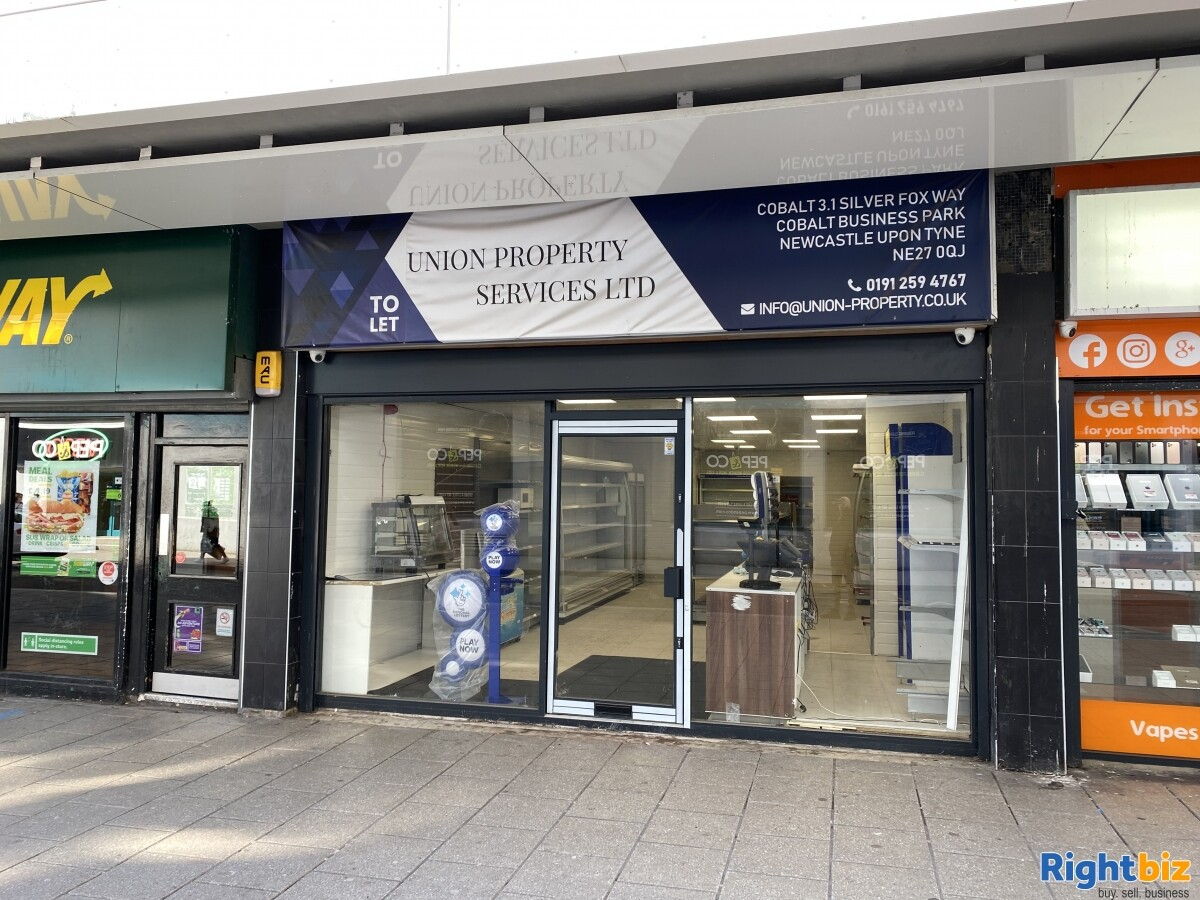 Empty Unit in Sunderland City Centre Prime Location with F&F and A1 classification - Image 7