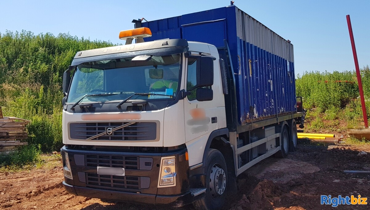 Profitable Haulage and Crane Hiring Business for sale in Wolverhampton, Construction Business - Image 7