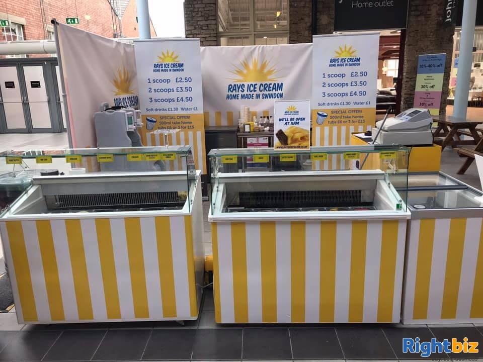 Growing, premium ice cream business - parlour, manufacturing, wholesale, events - Image 7
