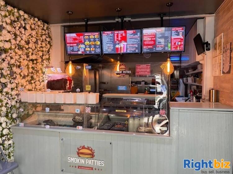 Leasehold Burger Bar & Dessert Takeaway Located In Wednesbury - Image 7