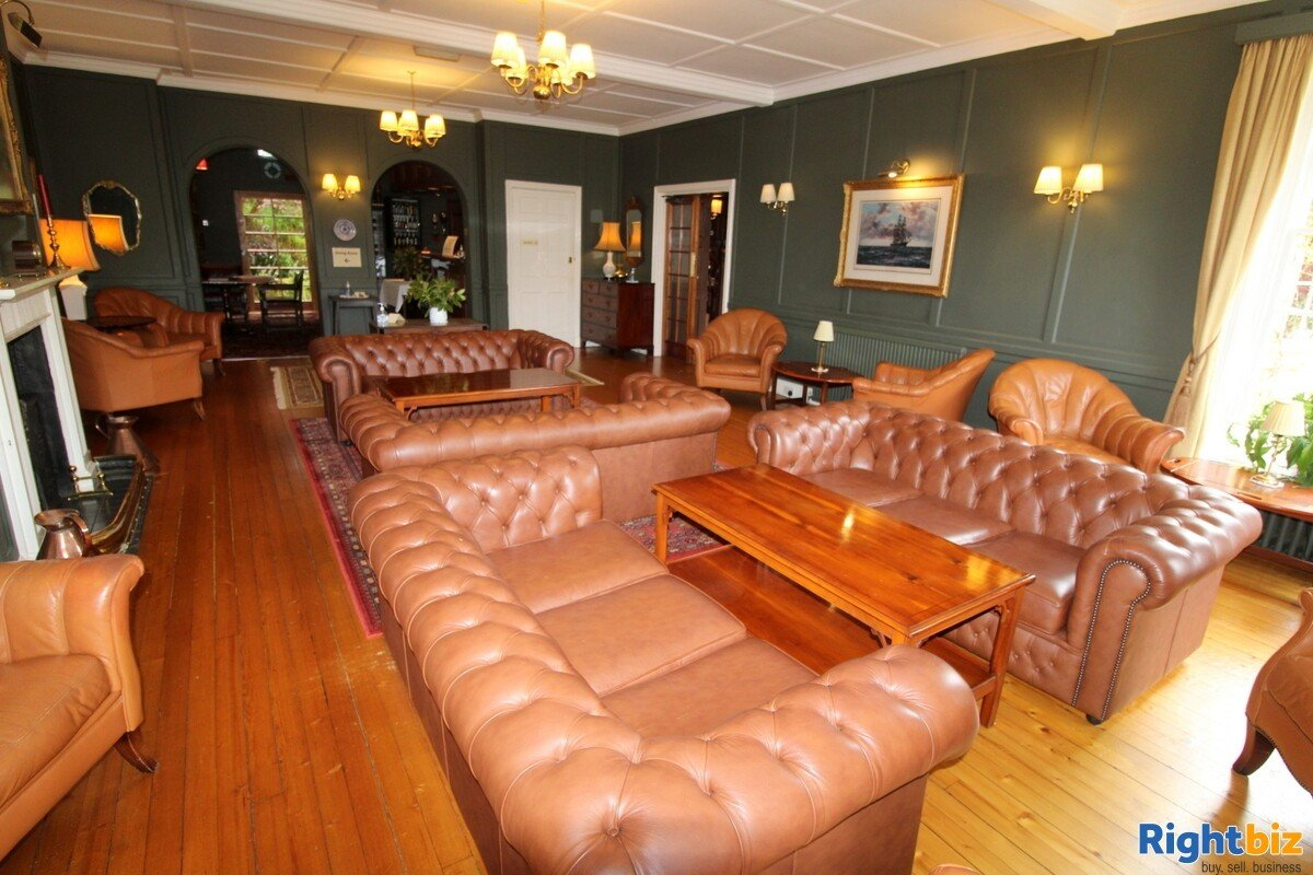 Spectacular 18-Bedroom Hotel within Beautiful Loch-Side Setting, near Oban - Image 7