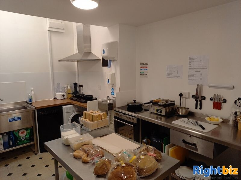 Immaculately presented Sandwich bar / cafe T/a Flick and Alfreds, 24 Fossgate, York, YO1 9TA - Image 7