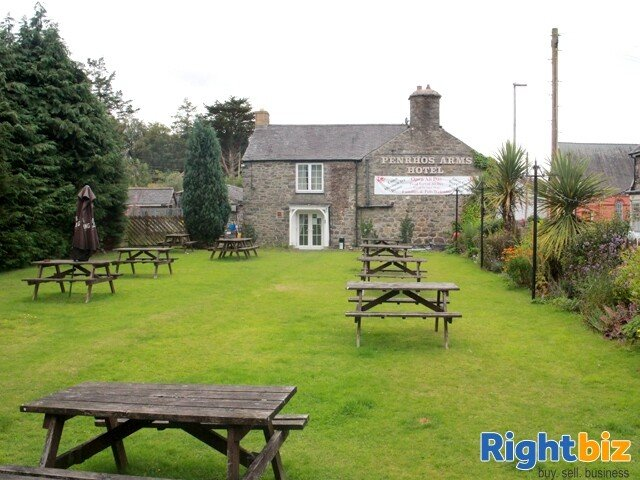 POWYS/DOVEY VALLEY - CHARACTER INN - Image 7