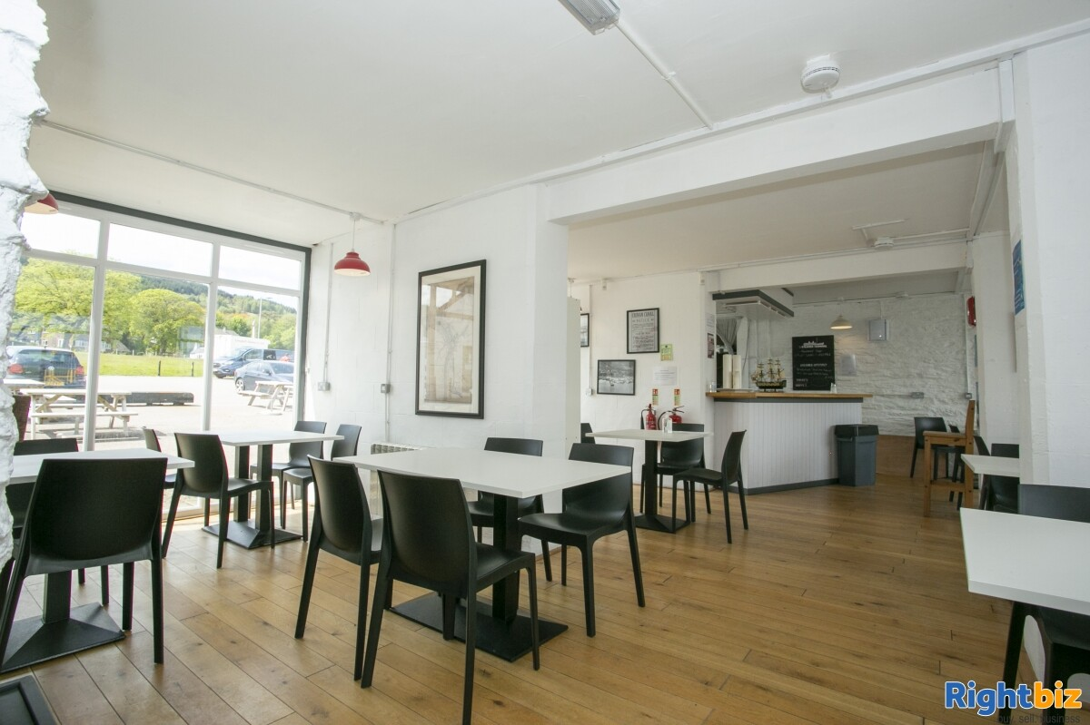 Stunning Well Positioned Cafe Lease Opportunity in Ardrisaig - Image 7