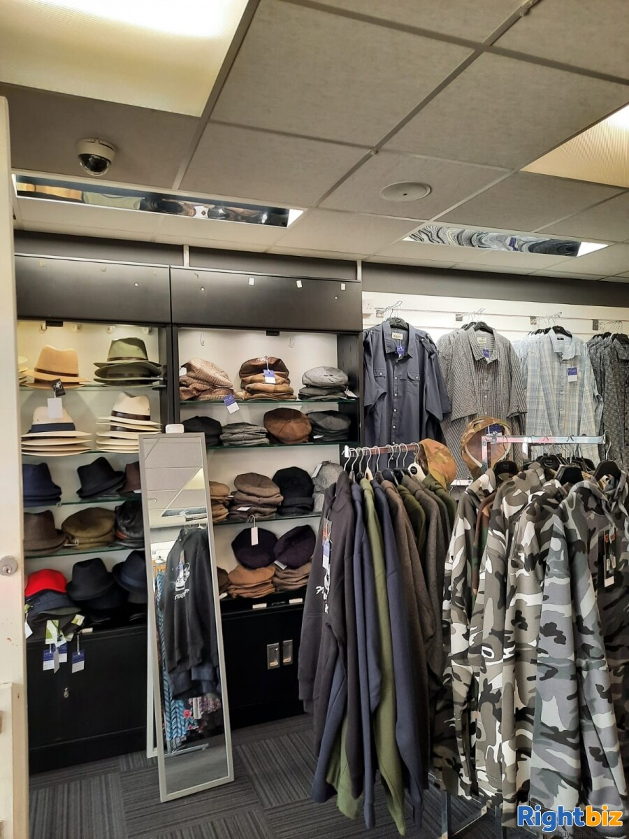Leasehold clothes shop for sale Winsford Cheshire - Image 7