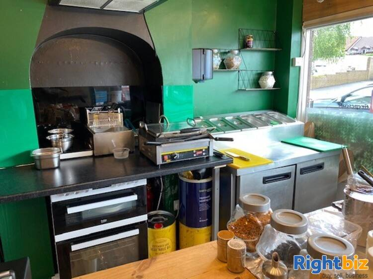 Leasehold Crepe Bar & Coffee House Located In Stourbridge - Image 7