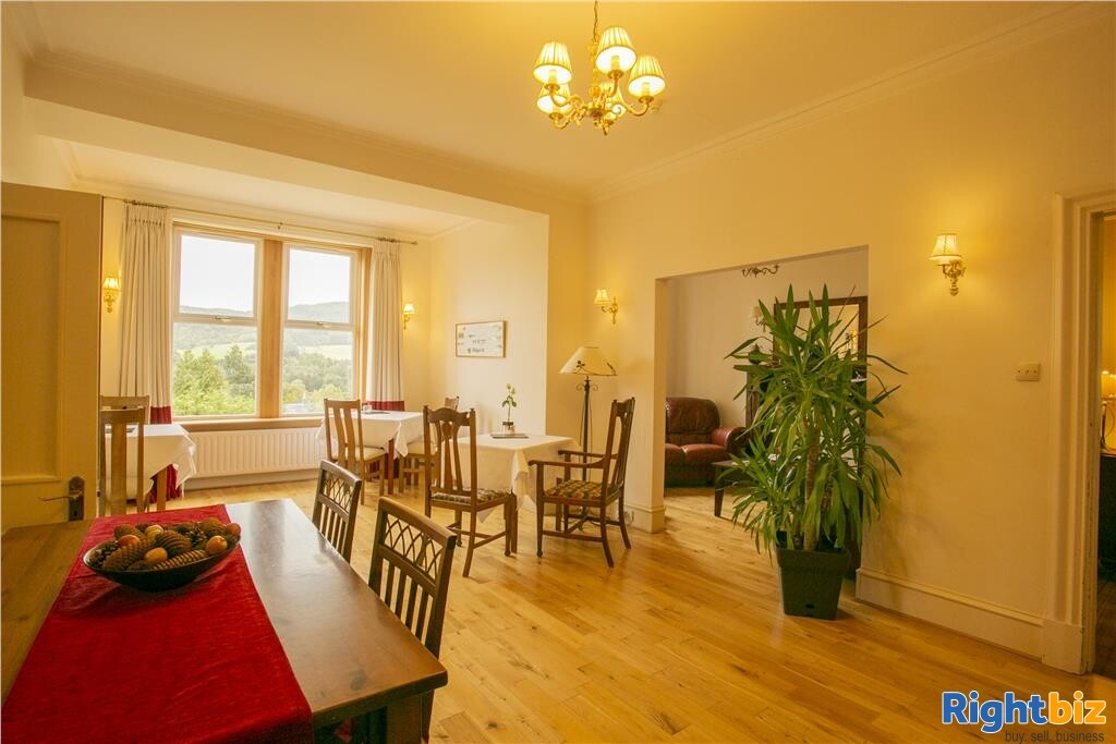 Stunning Guest House for Sale in the Heart of Pitlochry - Image 7