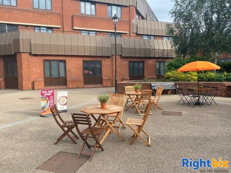Leasehold Cafe & Coffee Shop Located In Redditch - Image 7
