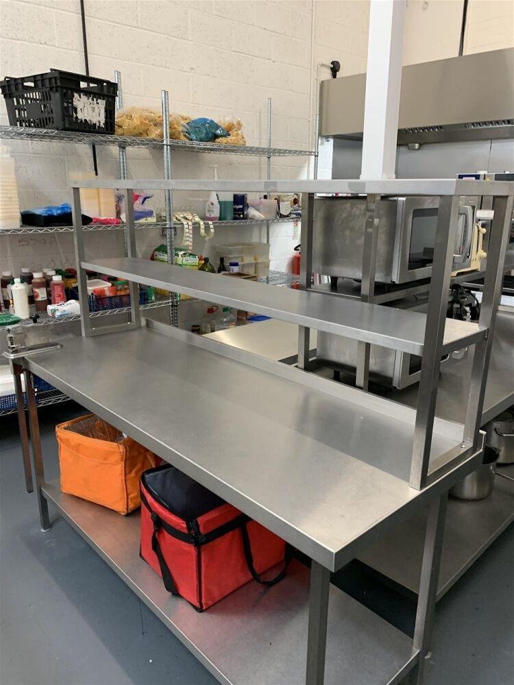 Industrial Dark Kitchen Supplying Halal American British Cuisine - Image 7