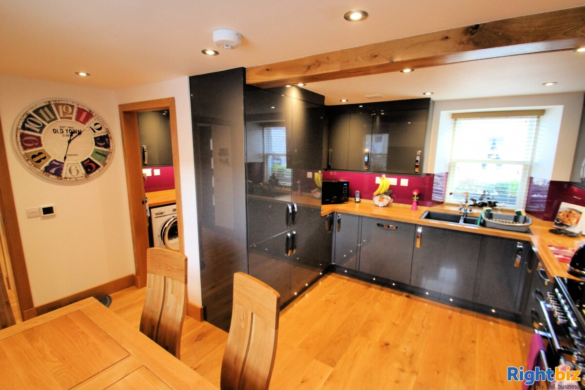 Highly Profitable Takeaway with stunning 3 Bedroom Family Home, Leasehold, Moray - Image 7