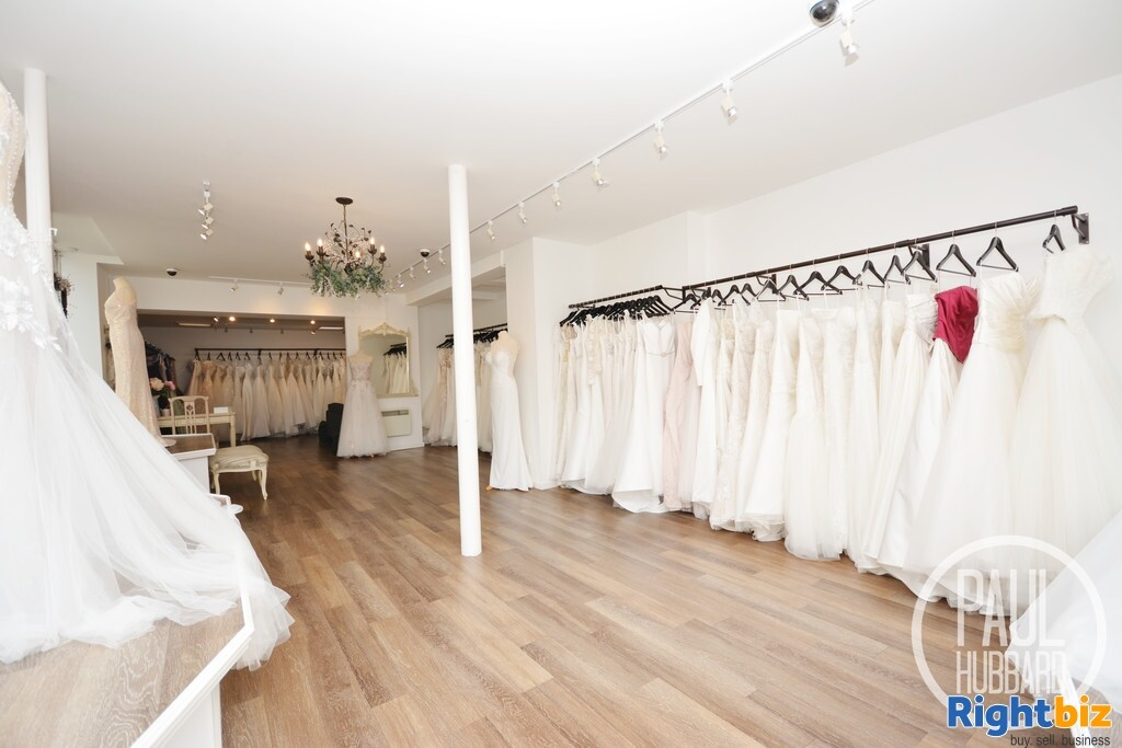 Leasehold - Well-established, family run bridal shop business in Lowestoft, Suffolk. - Image 7