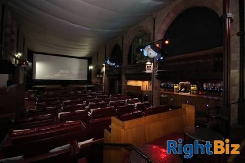Charming Historic Arthouse Cinema In Bathgate - Image 8