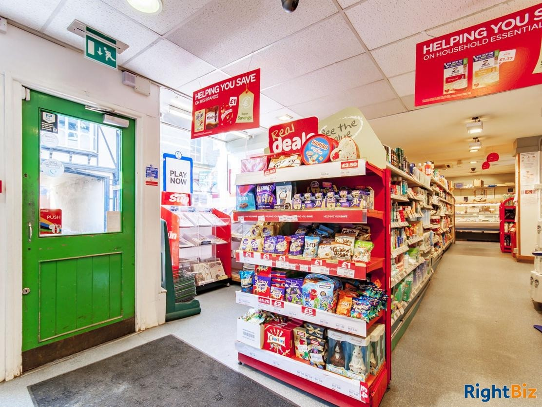 SPAR Knighton Convenience Store - Established busy location for over 60 years - Image 8
