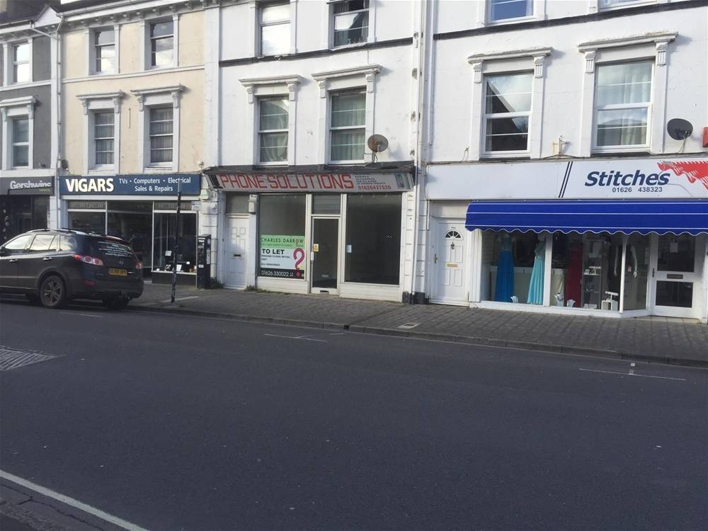 Town Centre Retail Premises For Sale in Newton Abbot - Image 8