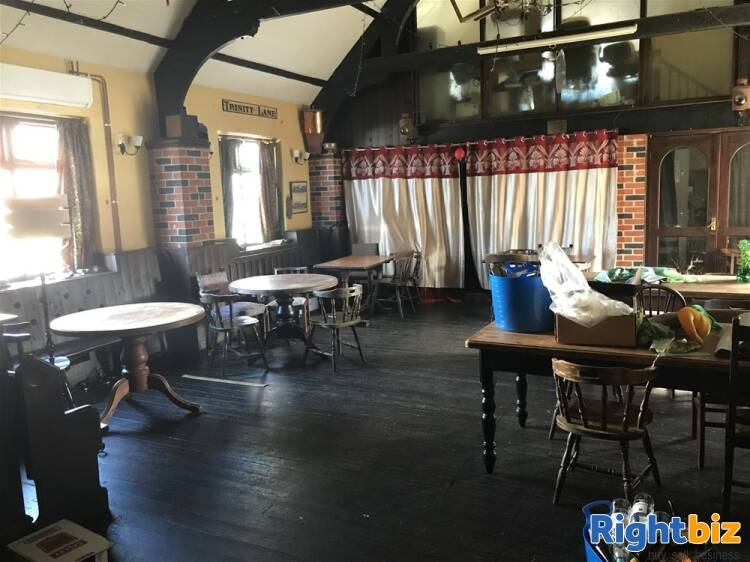 POPULAR PUBLIC HOUSE & FUNCTION VENUE WITH ROOMS IN HAMPSHIRE - Image 8