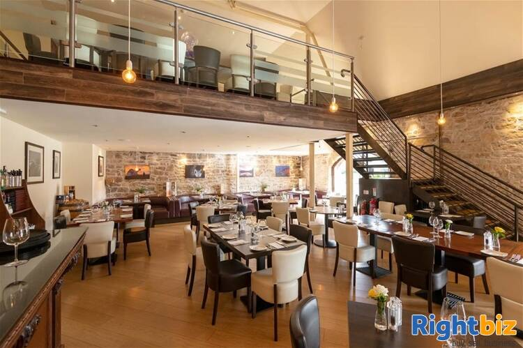 STUNNING TOWN CENTRE LICENSED ITALIAN RESTAURANT IN THE CENTRAL LOWLANDS OF SCOTLAND - Image 8