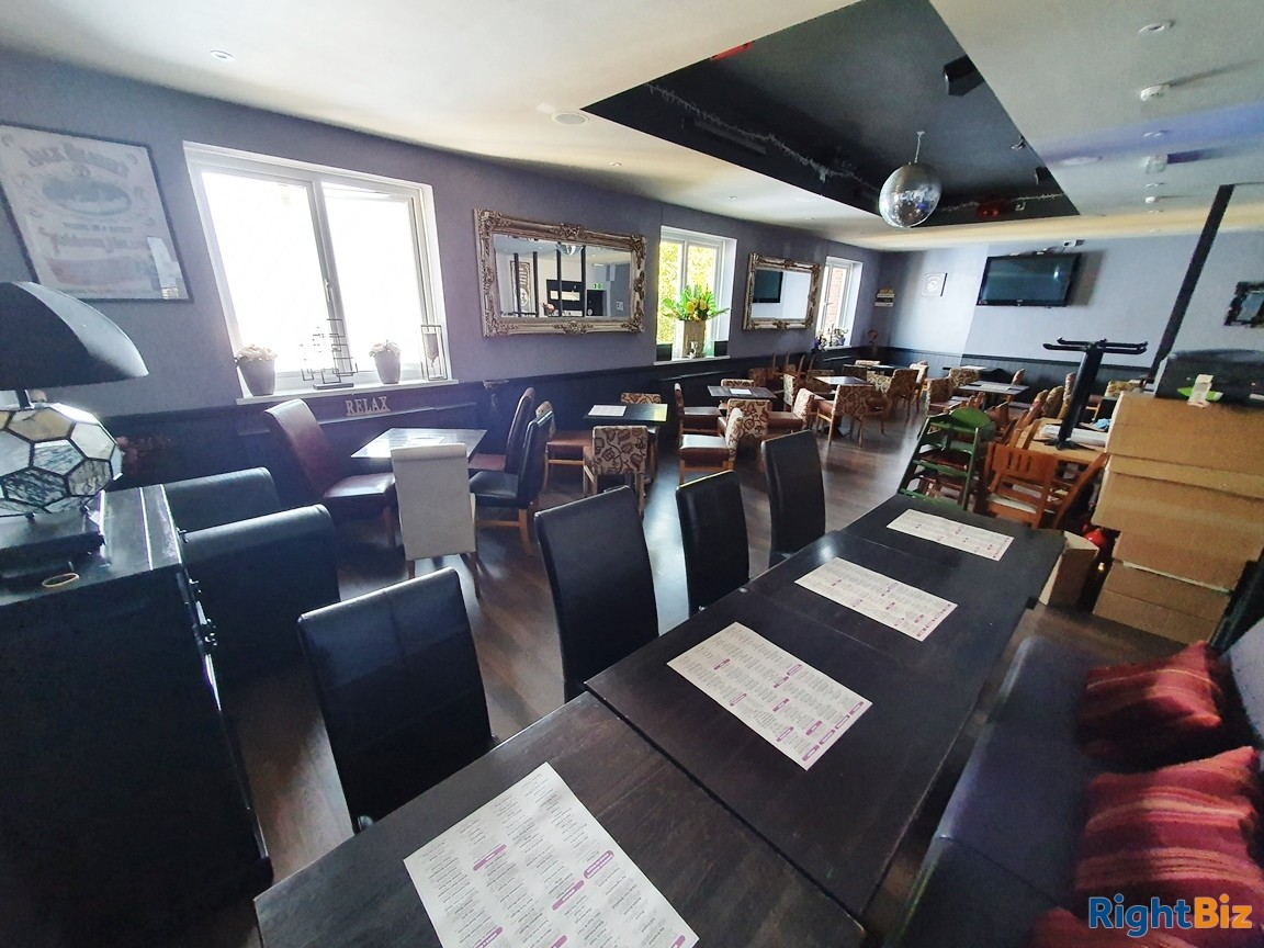 FREEHOLD CAFÉ / RESTAURANT WITH FIRST FLOOR FUNCTION ROOM - Image 8