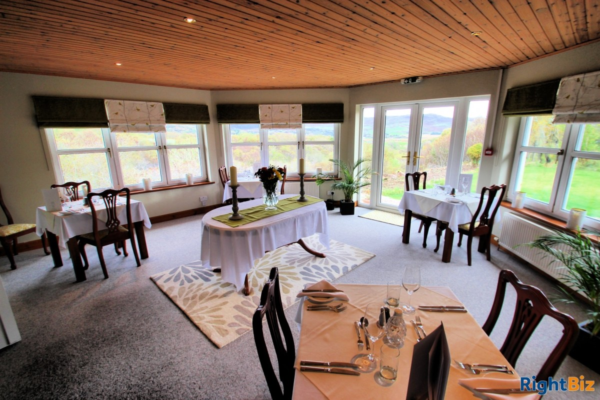 Stunning Guest House on the beautiful Isle of Mull, Scotland - Image 8