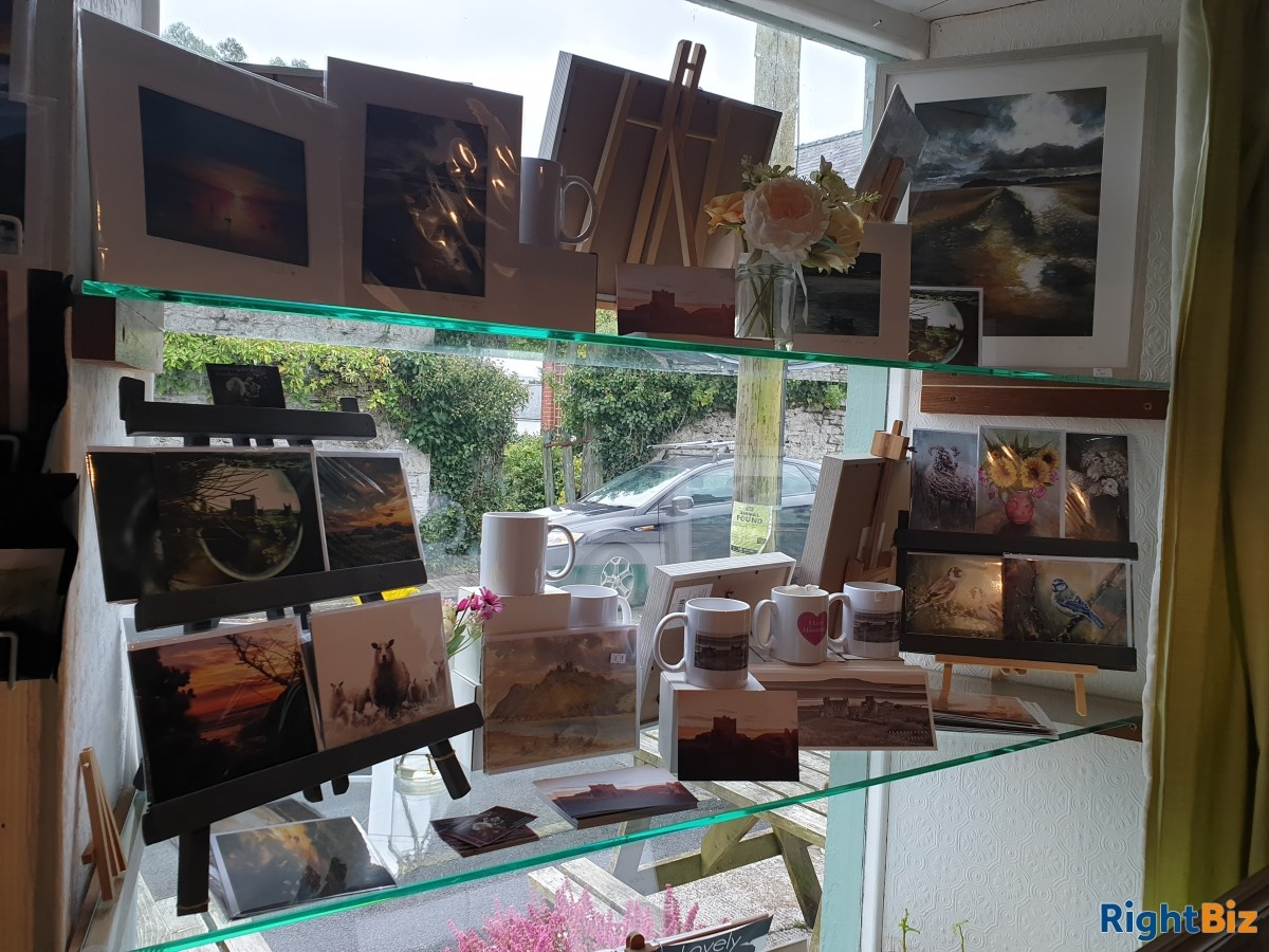 Coastal village shop with Free House bar & restaurant with accommodation. - Image 8
