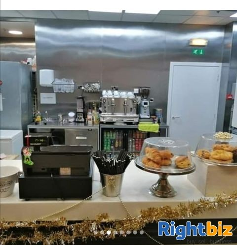 Here Is an Excellent Fully Operational Café/ Restaurant For Sale In Dunfermline, Fife - Image 8