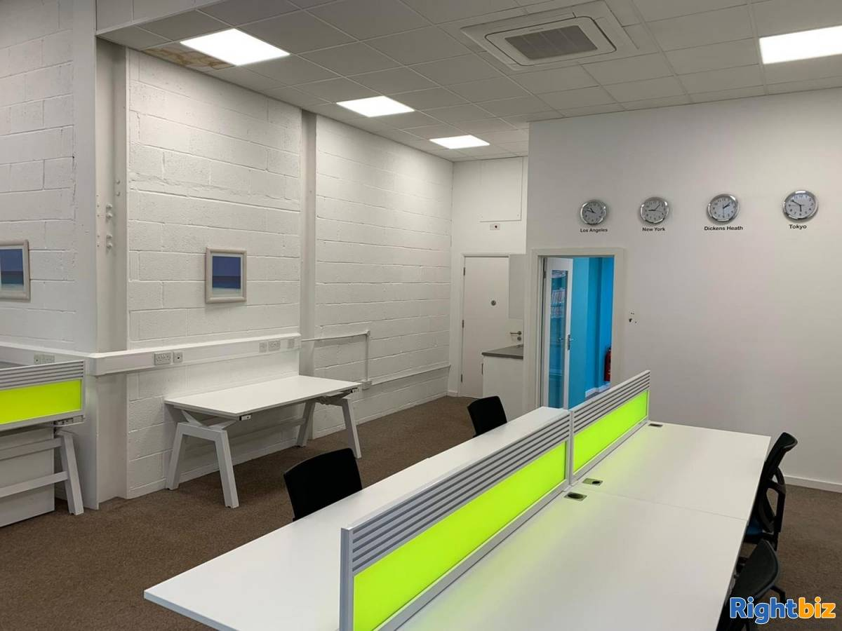 Office For Rent Located In Dickens Heath - Image 8