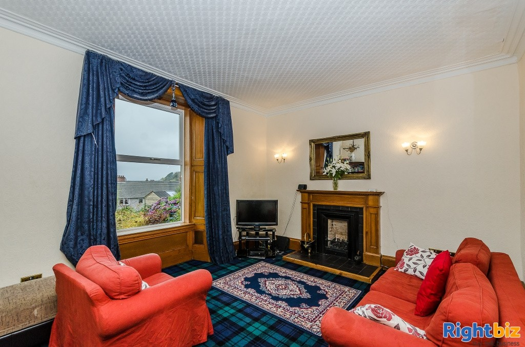 Charming Victorian Guest House for Sale in the Heart of the thriving tourist town of Oban - Image 8