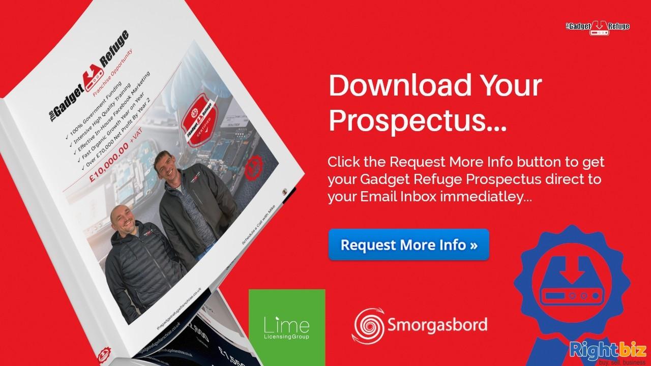 Gadget Refuge - Gadget Repair & Refurbish Franchise in Kent 100% Government Funding - Image 8