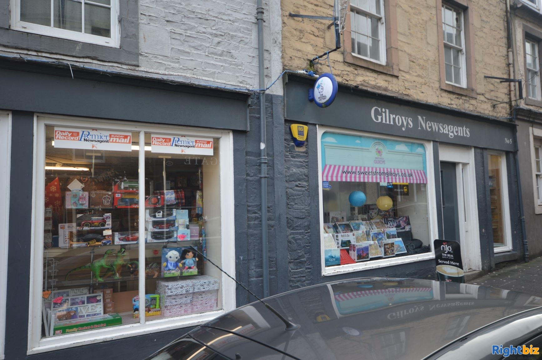 Busy traditional Newsagency business located in popular Scottish Borders town (ref 1367) - Image 8