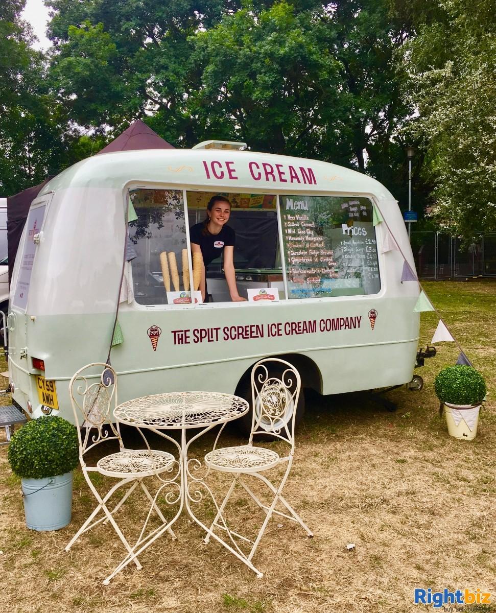 Vintage VW Ice Cream Van business x 3 units - The Split Screen Ice Cream Co. - Image 8