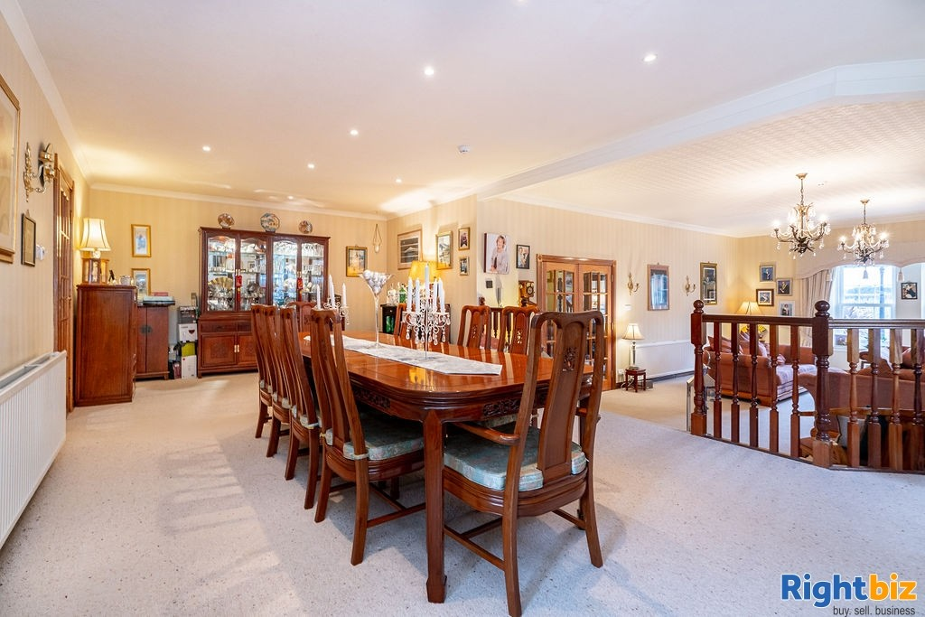 Stunning B&B in rural but very accessible location in the heart of East Lothian (ref 1371) - Image 8