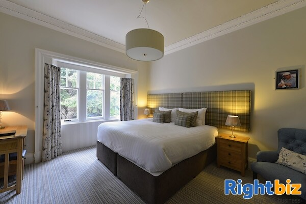 4-star gold bed & breakfast operation that sits peacefully within the picturesque highland town - Image 8