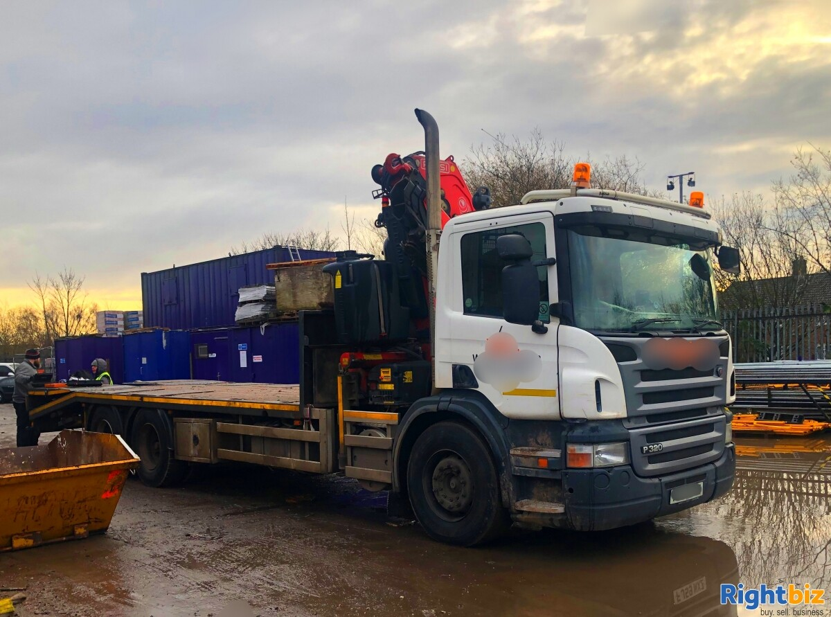 Profitable Haulage and Crane Hiring Business for sale in Wolverhampton, Construction Business - Image 8