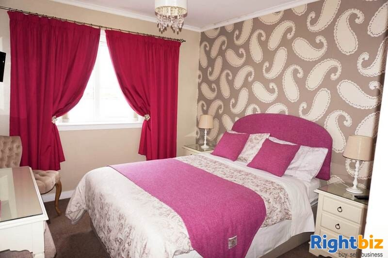 Excellent 6-Bedroom Bed & Breakfast plus Self-Catering Accommodation in Stornoway - Image 8