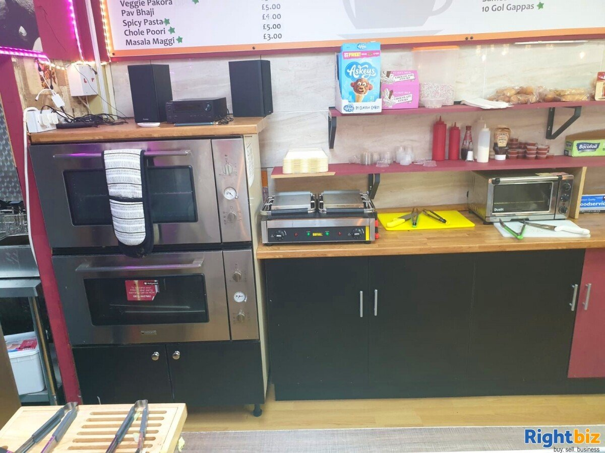 Fully Equipped Indian Restaurant and Cafe in Birmingham A3/A5 Takeaway - Image 8