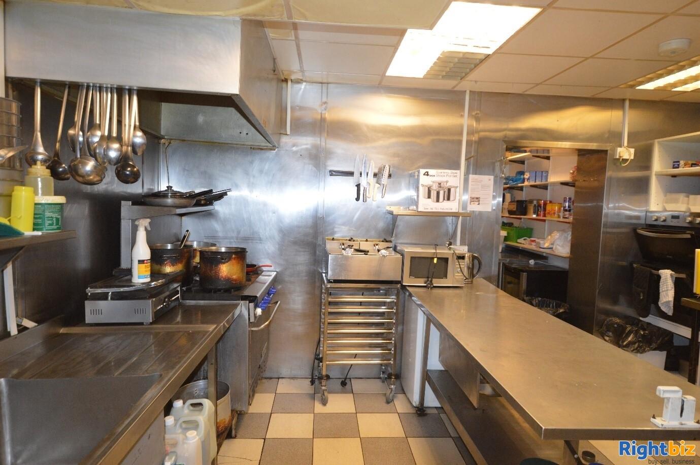 Full Class 3 hot food takeaway in Edinburgh city centre (ref 1396) - Image 8