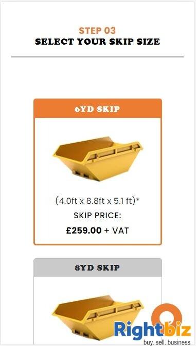 Skip Hire (Brokerage) Business for Sale - 247 Direct Skips Ltd - Image 8